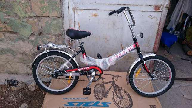 велосипед stels pilot 410 отзывы
