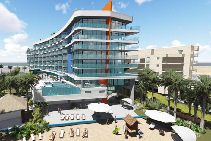 проектирование гостиницы снип