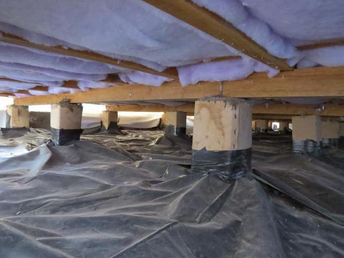 Пароизоляционная пленка для потолка