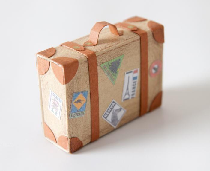 что можно сделать из коробков спичечных