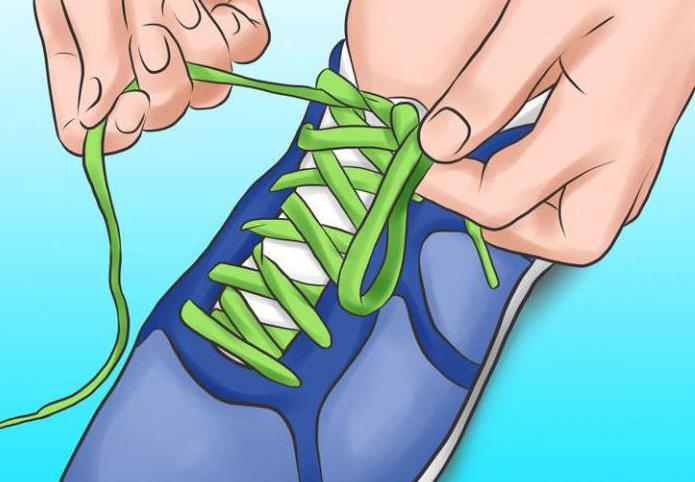 скажешь картинки учится завязывать шнурки хороший способ