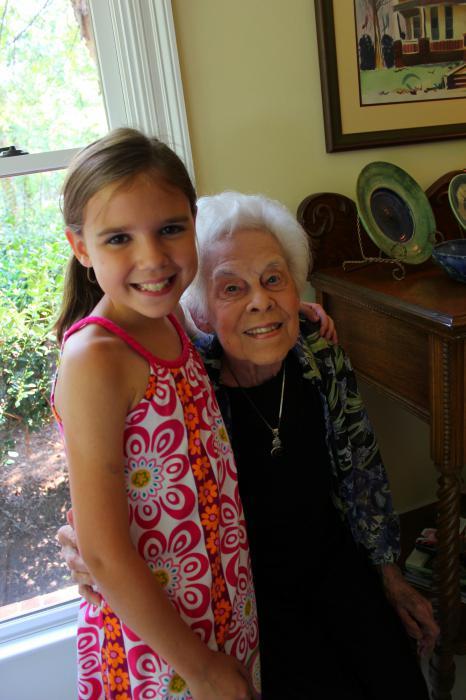 поздравление бабушке с 80 летием от внучки