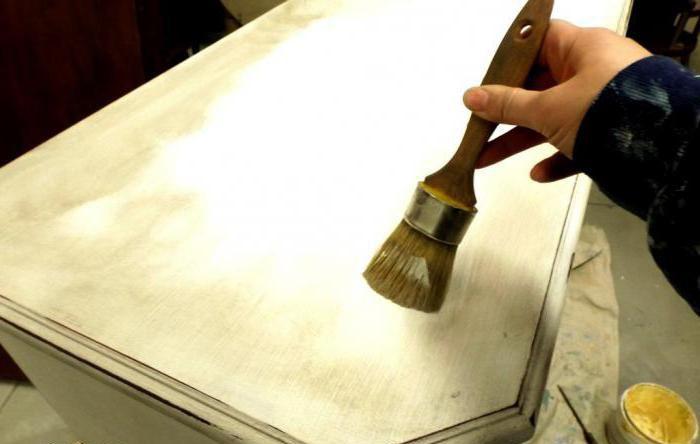 Как сделать воск для мебели в домашних условиях