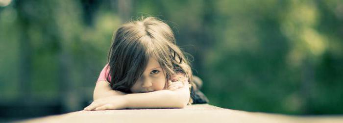 Синдром дефицита внимания (сдв)