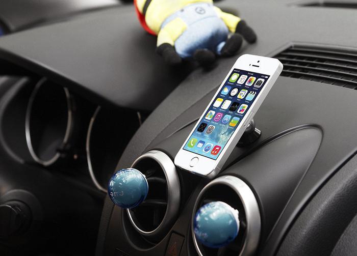 держатель телефона автомобиль для инструкция магнитный в