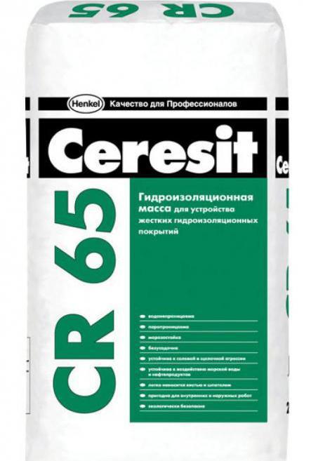 гидроизоляционная смесь ceresit отзывы