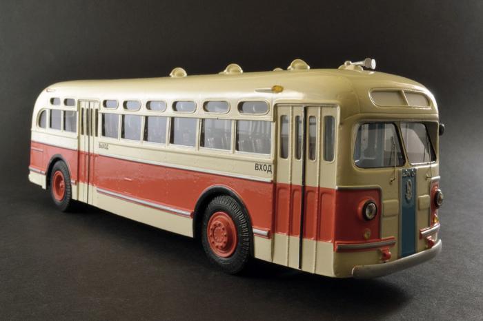 конструкция автобуса