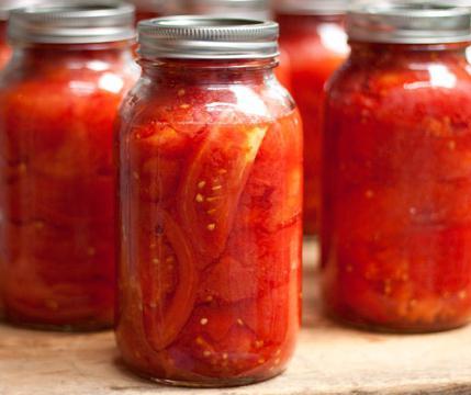 Что содержится в помидорах