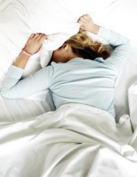 Почему запрещено спать на животе?
