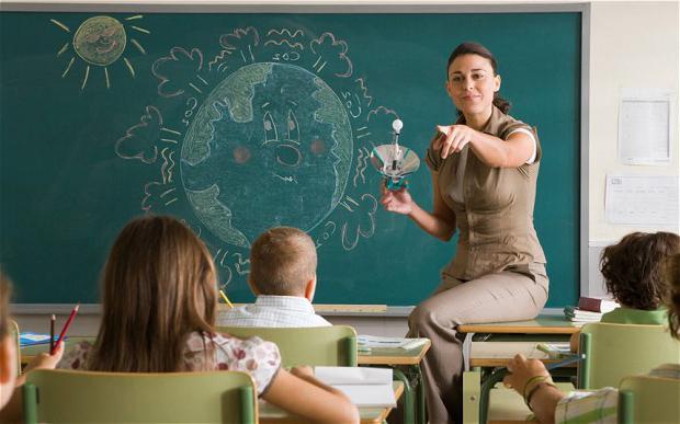 минус профессия учитель