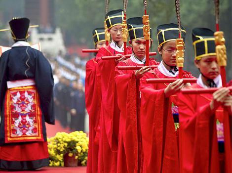 принципы конфуцианства