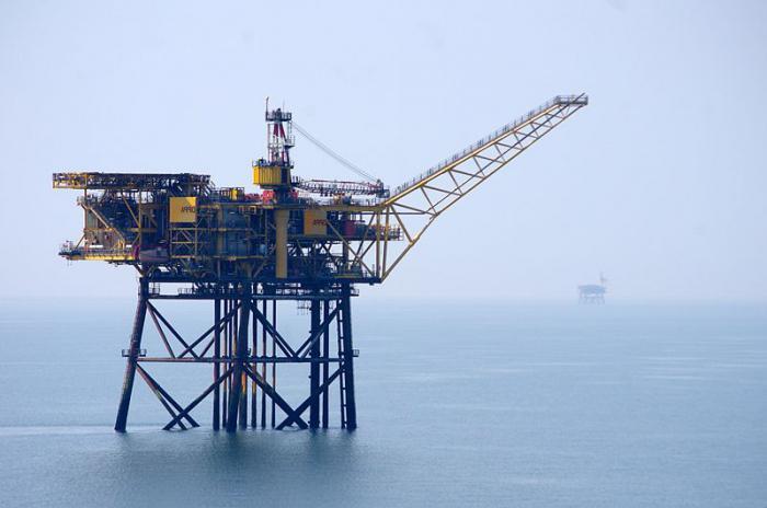 разведанные запасы газа в мире