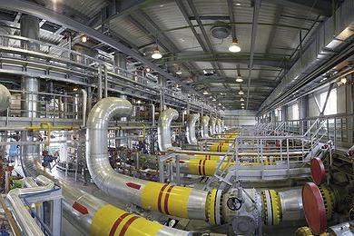 запасы природного газа в мире