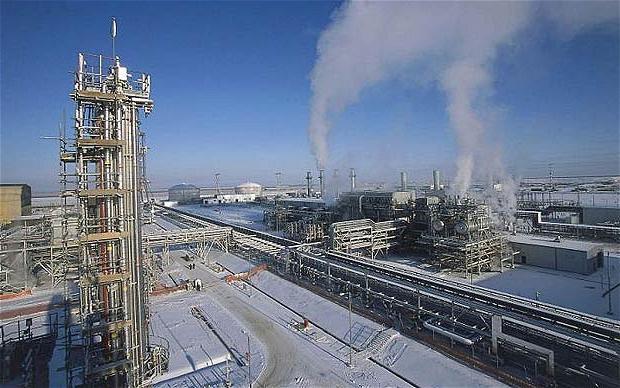 запасы сланцевого газа в мире