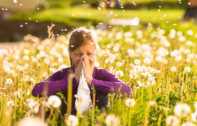 у ребенка аллергия как лечить