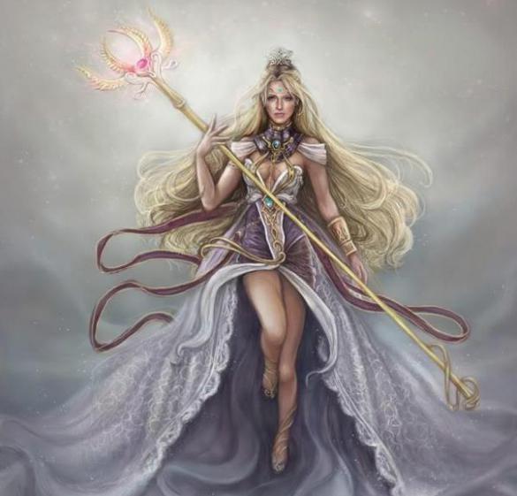 Богиня любви и секса