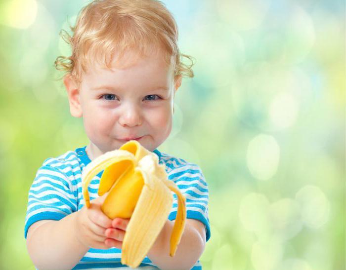 Какой витамин содержится в банане