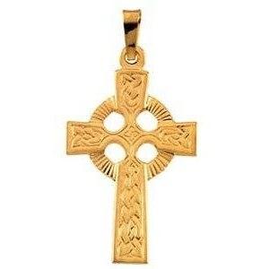 Сколько стоит золотой крестик мужской