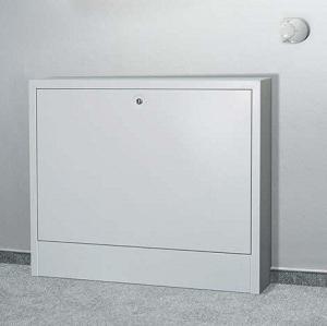 Коллекторный шкаф для теплого пола