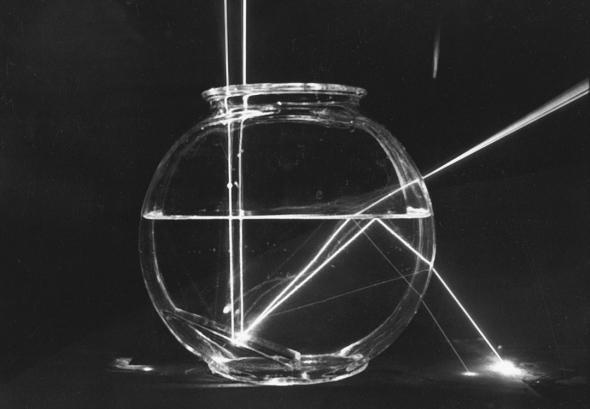 Законы отражения и преломления света