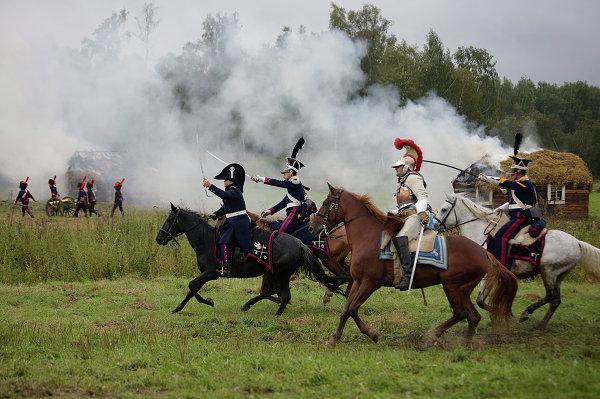 Сражение на Бородинском поле