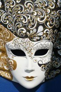Маскарадные маски своими руками