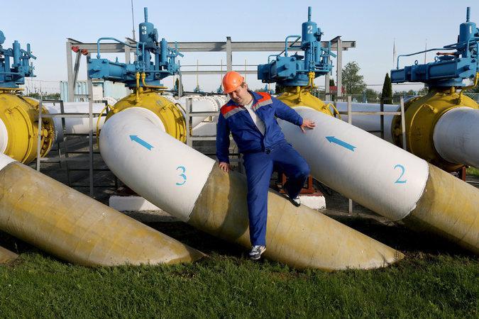 защитная зона газопровода высокого давления