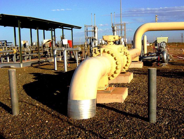 установление охранных зон газопроводов