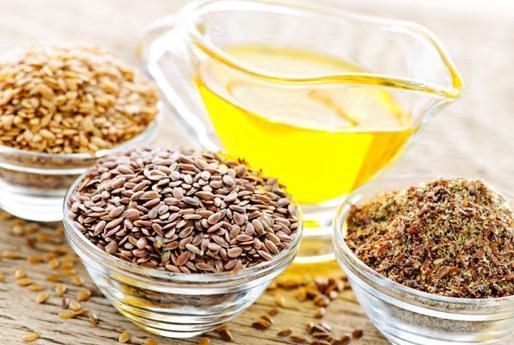 Льняное масло для женского здоровья