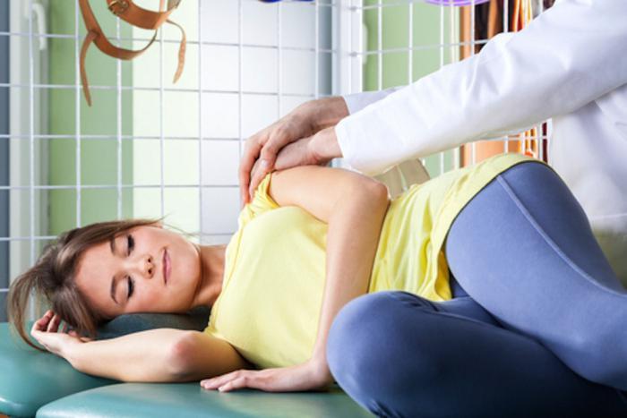 родовые травмы шейного отдела позвоночника