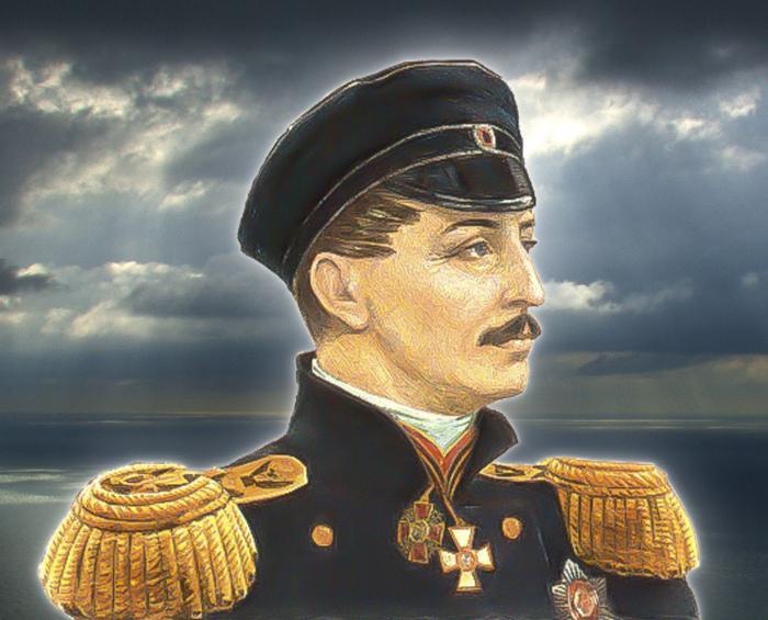Фото адмирала нахимова дне