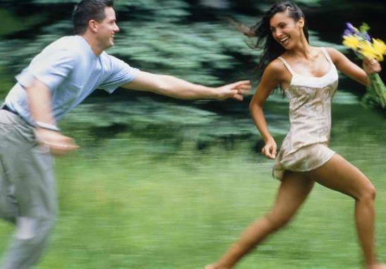Как сделать так чтобы мужчина начал бегать за тобой