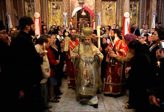 Как вести себя в православной церкви