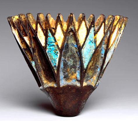 священный цветок древних египтян