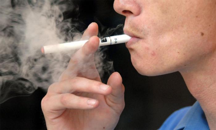 Электронная сигарета инструкция