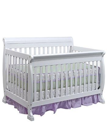 размеры кроватки для новорожденного