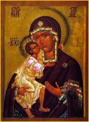 икона божьей матери феодоровская в чем помогает