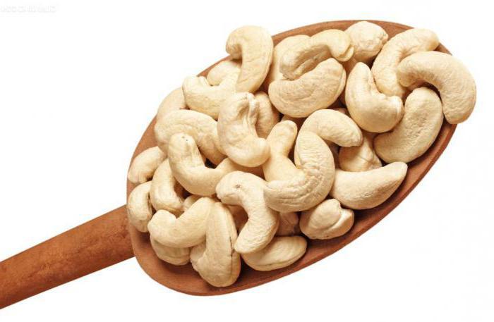 Орех кешью: полезные свойства и противопоказания