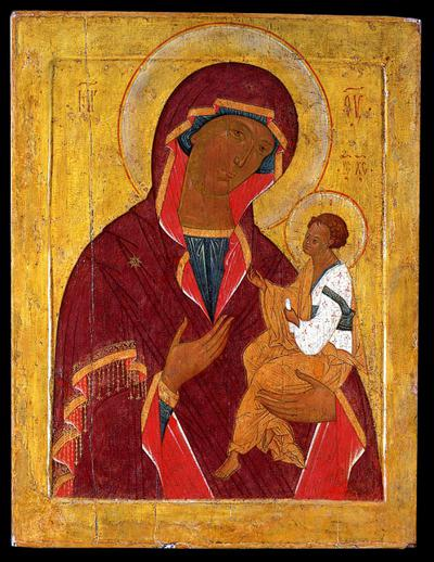 икона божией матери воспитание в москве