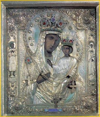 Виленская икона Божией Мамы: о чем молятся?