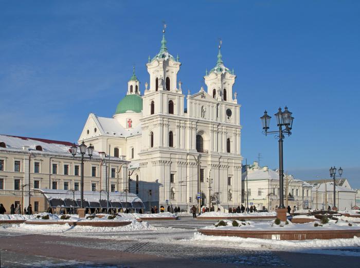 Гродненская епархия: правоверная и церковная
