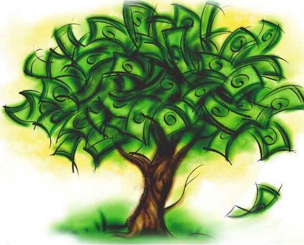 ритуал на привлечение денег и удачи