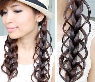 Плетем французскую косу легко, по пошаговым инструкциям (фото и видео).