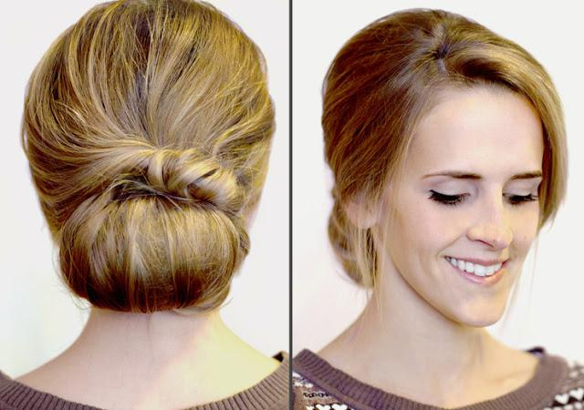 Женские причёски на средние волосы своими руками