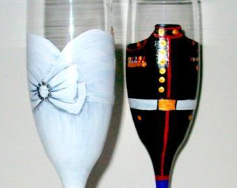 Как сделать свадебный бокал своими руками? Подробная инструкция создания шедевра