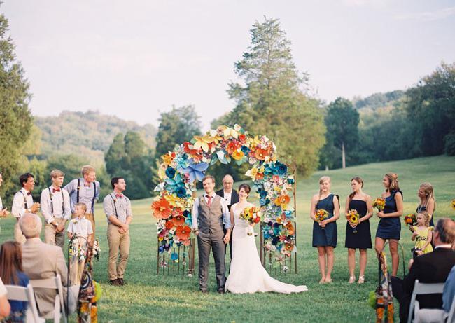 Свадебный декор. Как сделать его уникальным?