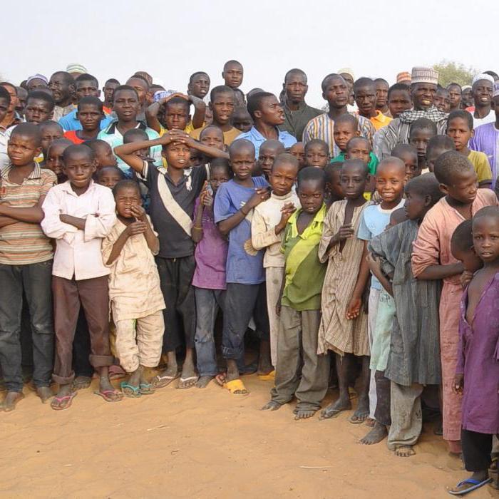 Республика Нигер достопримечательности