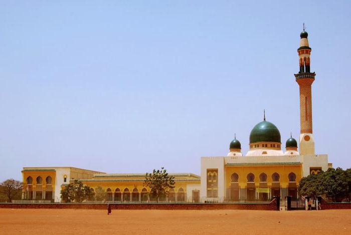 Нигер государство в Западной Африке