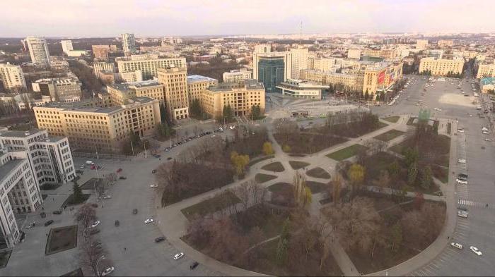 Проект не вписывается в конструктивистский ансамбль площади Свободы - харьковские искусствоведы