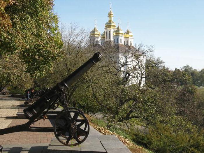 достопримечательности Чернигова фото и описание